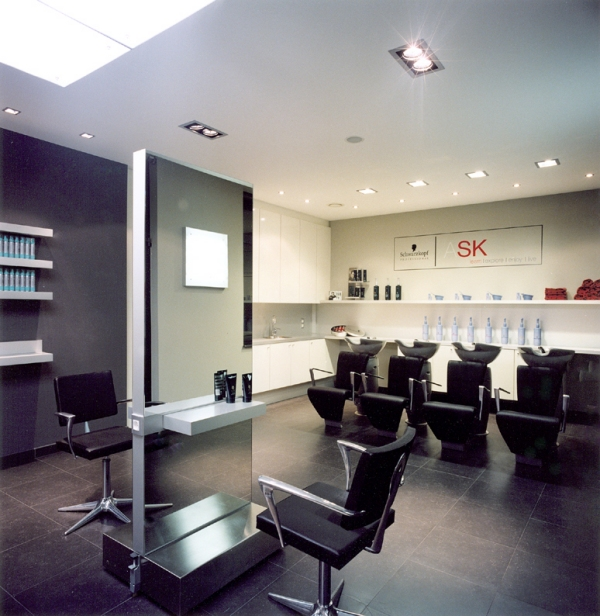 Beauty salon equipment furniture gamma bross for Salon schwarzkopf