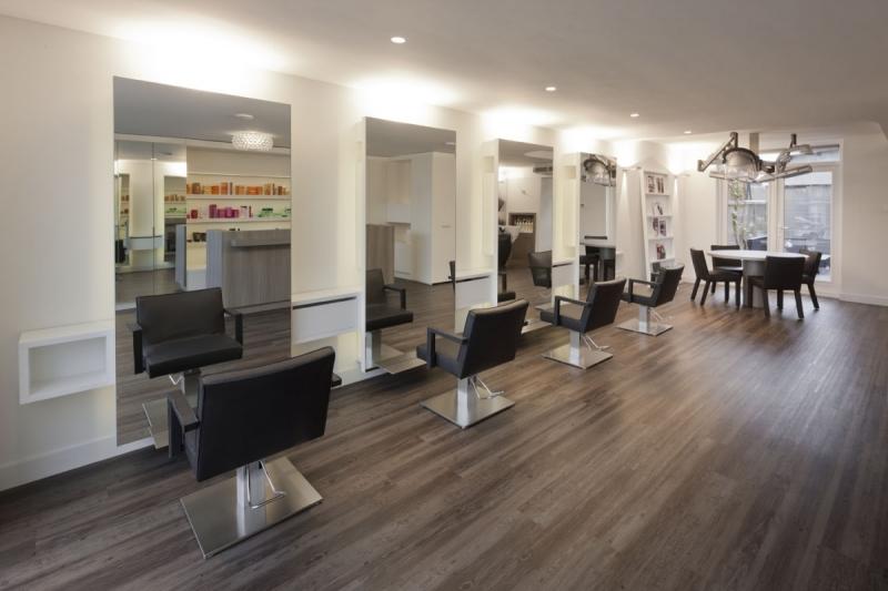Mobiliario de peluquria y salones de belleza gamma - Diseno de peluquerias ...