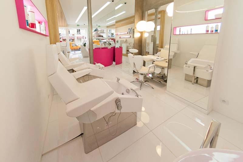 Mobiliario de peluquria y salones de belleza gamma - Fotos de salones ...
