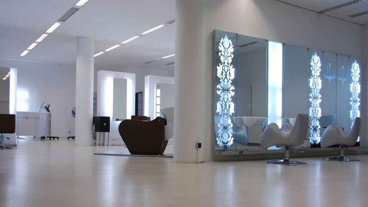 mobilier de coiffure et pour salons de beaut gamma bross design pour salons de coiffure. Black Bedroom Furniture Sets. Home Design Ideas