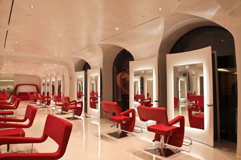 Aldo coppola hair salon corso vercelli 29 milan for Salon milan design