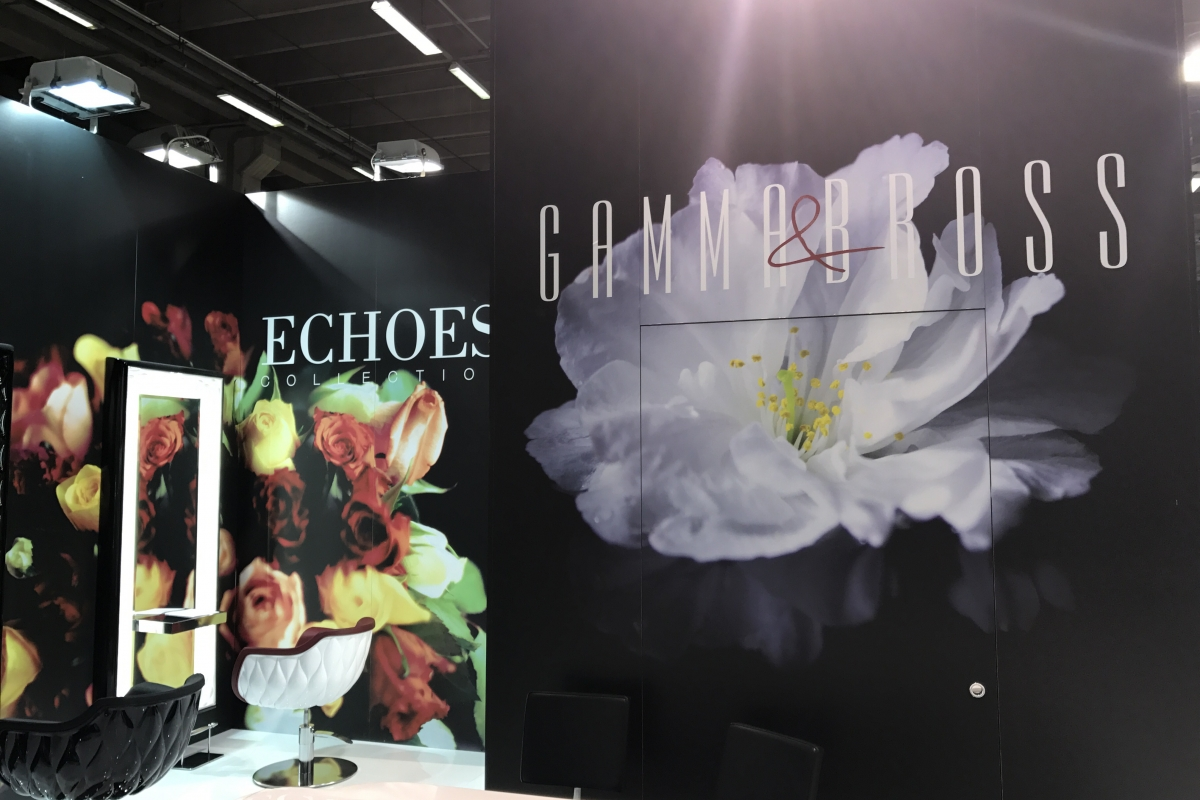 Great Success for Gamma & Bross at Cosmoprof 2017 - picture #2