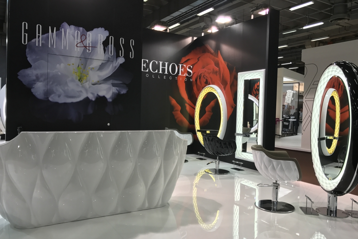 Great Success for Gamma & Bross at Cosmoprof 2017 - picture #5