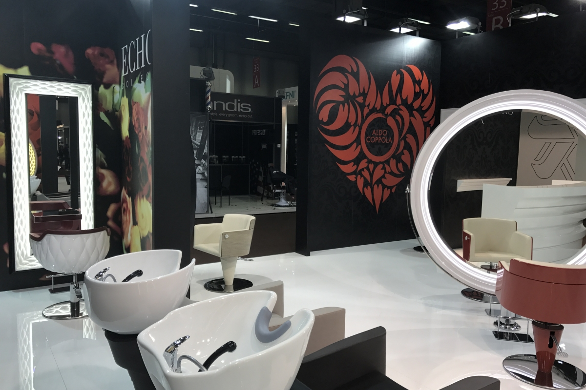 Great Success for Gamma & Bross at Cosmoprof 2017 - picture #9