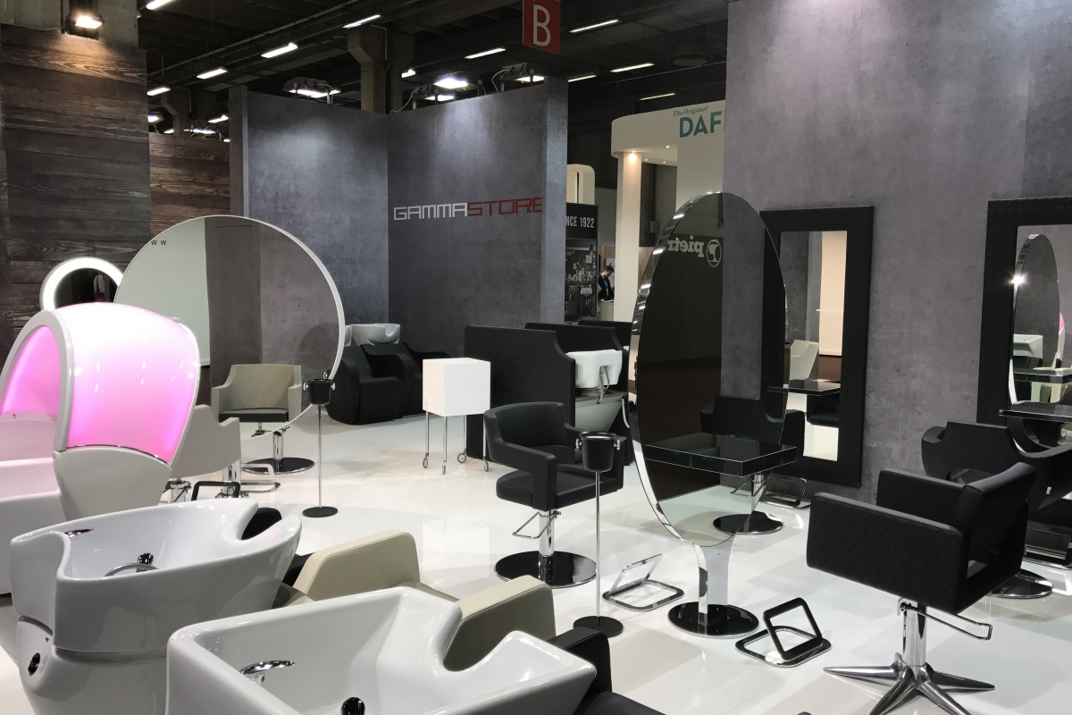 Great Success for Gamma & Bross at Cosmoprof 2017 - picture #16