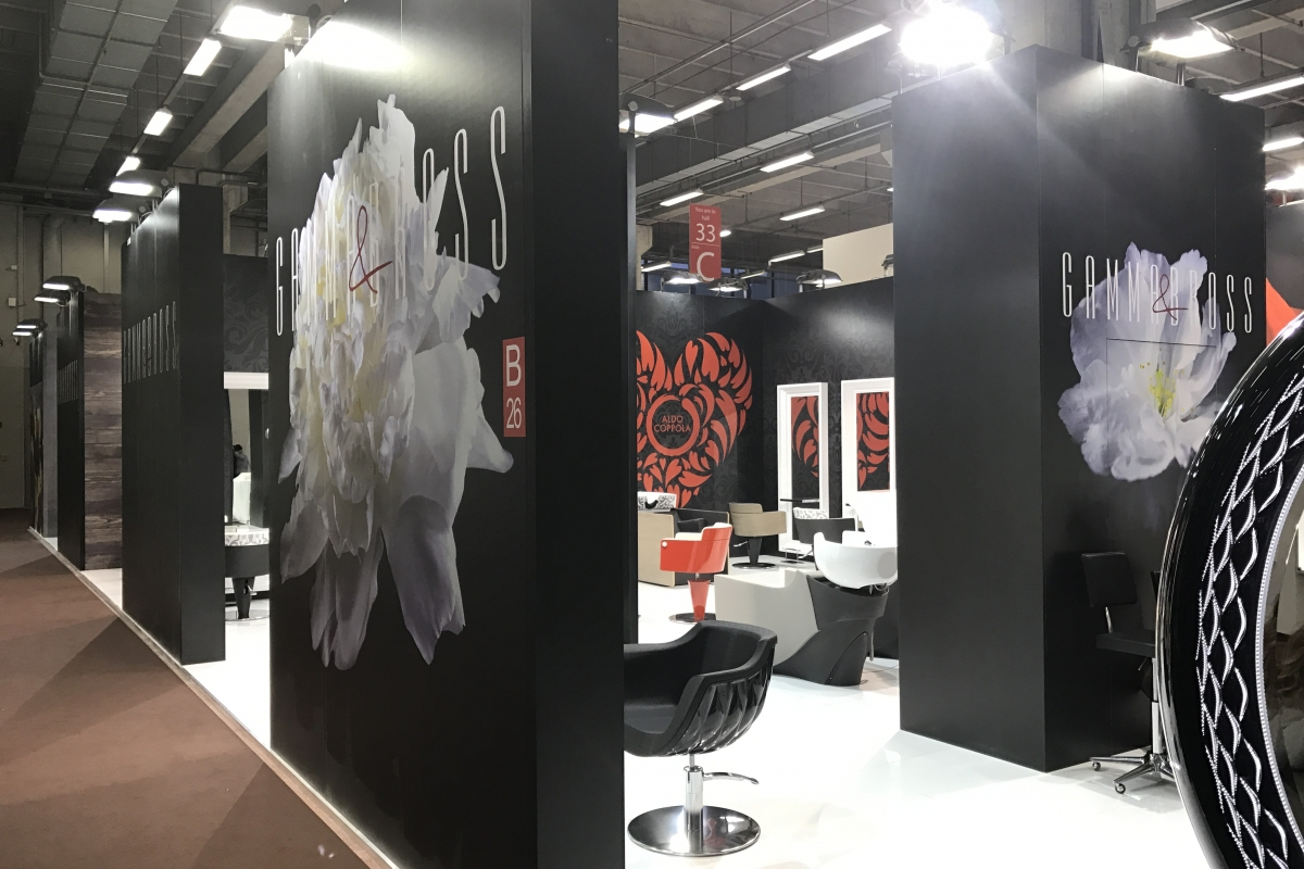Great Success for Gamma & Bross at Cosmoprof 2017 - picture #17