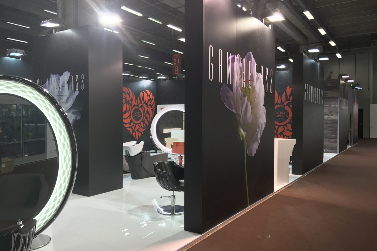 Great Success for Gamma & Bross at Cosmoprof 2017 - picture #18