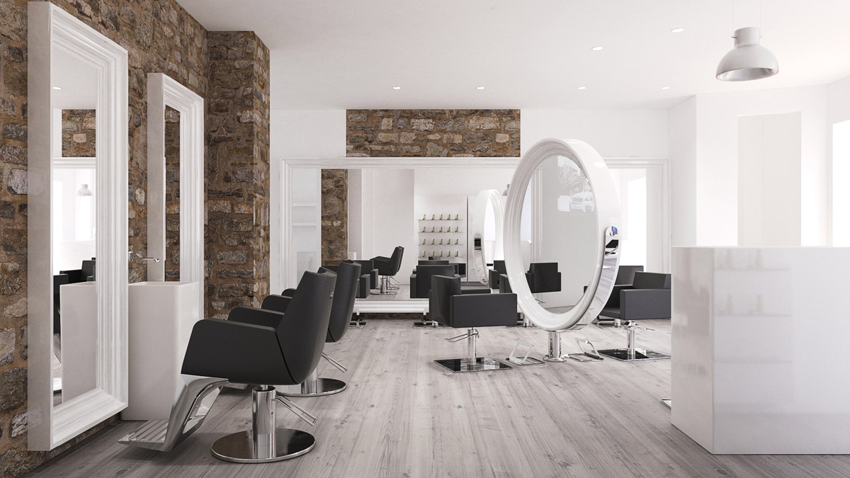 Salon Layouts | Beautydesign