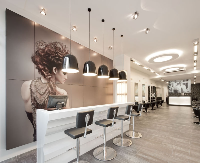Beauty Salon Equipment and Furniture - GAMMA & BROSS - Salon & Spa ...