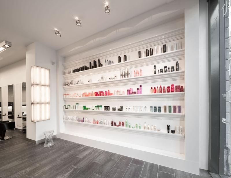 mobiliario de peluquria y salones de belleza - gamma  u0026 bross