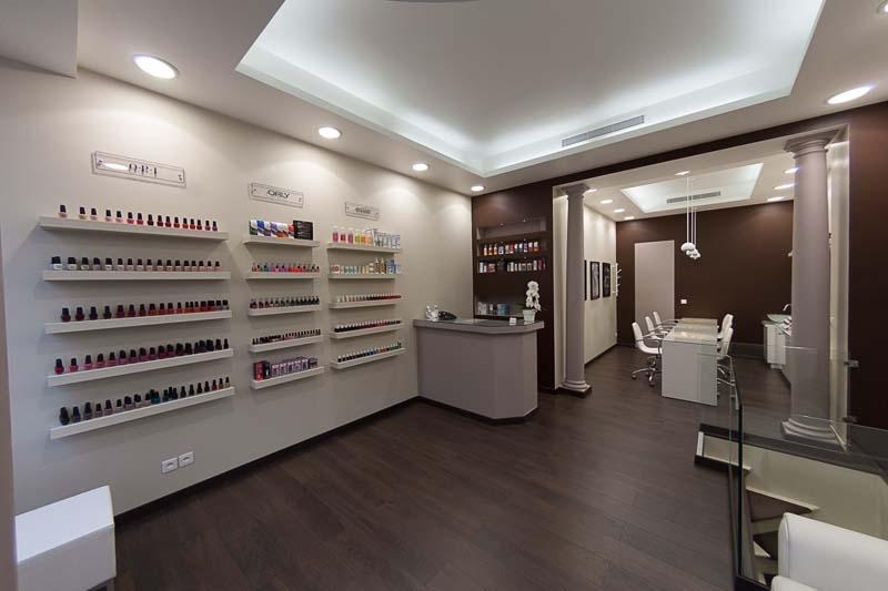 Mobiliario de peluquria y salones de belleza gamma - Salon diseno ...