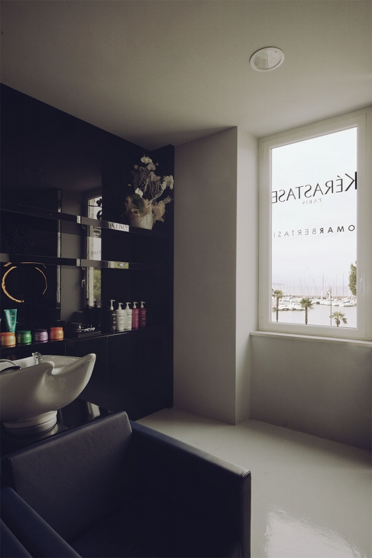 Arredamento Parrucchieri E Saloni Acconciatura Gamma Amp Bross