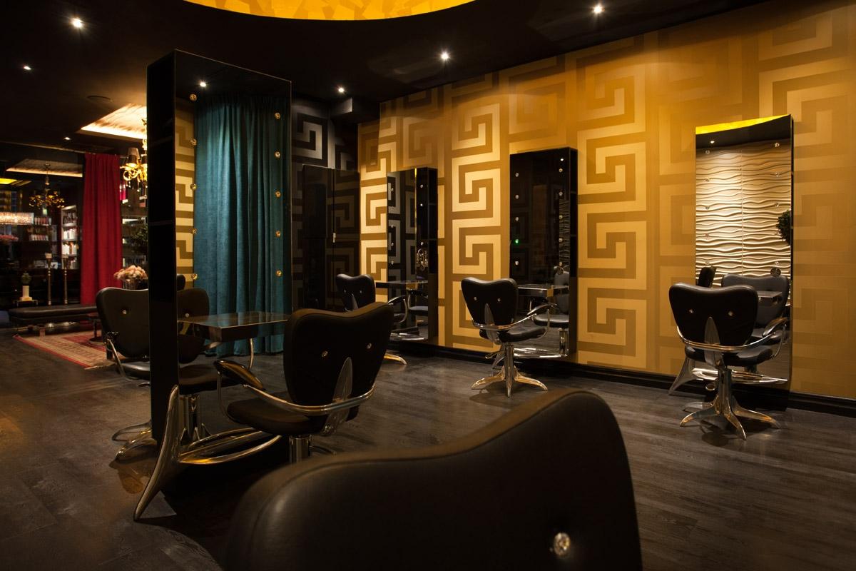 Beauty Salon Equipment and Furniture - GAMMA & BROSS - Salon & Spa ...