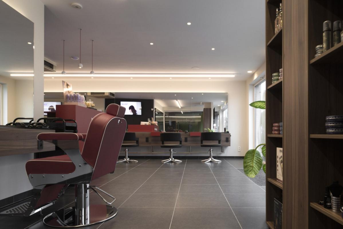 Mobiliario de peluquria y salones de belleza gamma - Diseno de salones pequenos ...