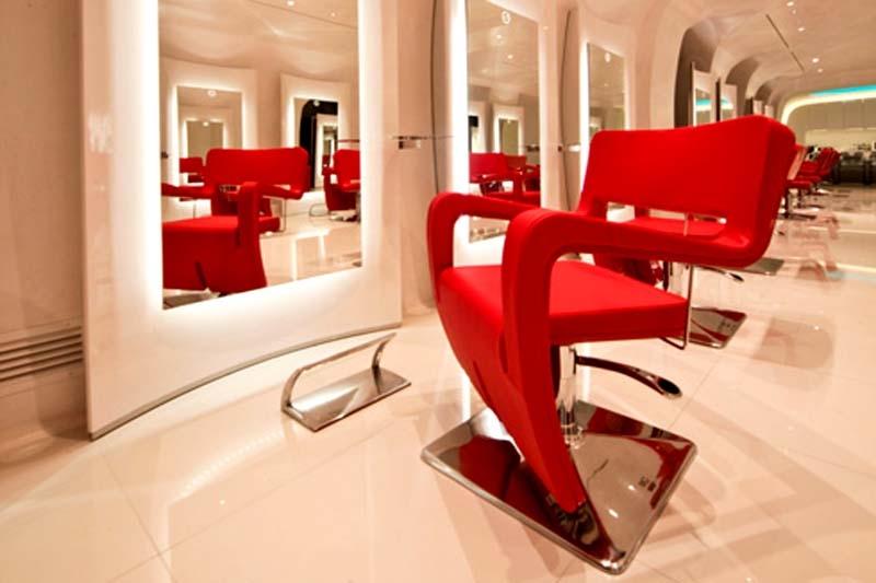 ALDO COPPOLA Hair Salon: CORSO VERCELLI 30, MILAN | furniture salon milan
