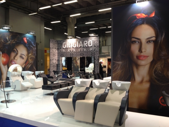Hair Expo Stands : Cosmoprof